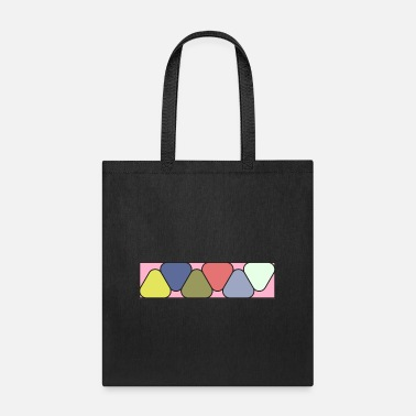 Color Colorful - Tote Bag