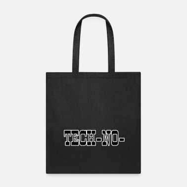 Tech No TECH-NO- - Tote Bag