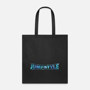 Jumpstyle LOVE TECHNO GESCHENK goa pbm JUMPSTYLE dream - Tote Bag