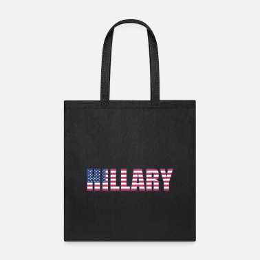 Hilarious Hilary logo - Tote Bag