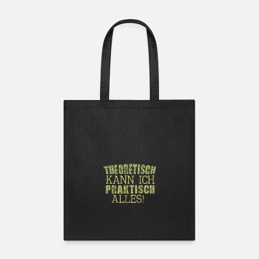 Quote cool german quote - Tote Bag