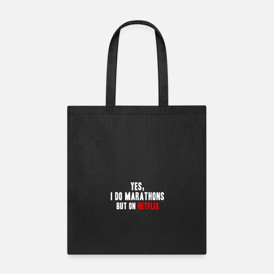 Tv Bags & Backpacks - Series - Tote Bag black