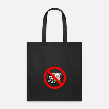 Meat No Meat - Tote Bag