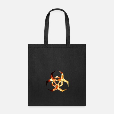 Nuclear Nuclear sign - Tote Bag