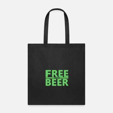 Free Beer Free Hugs for Beer - Tote Bag