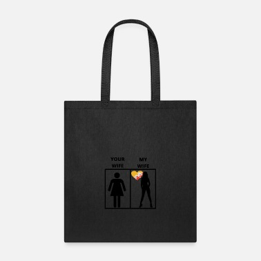 Bhutan Bhutan geschenk my your wife - Tote Bag