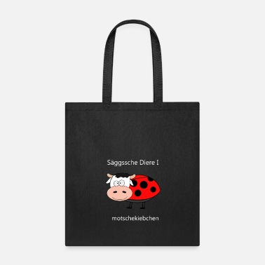 Ladybird Animals from Saxony - The ladybird - Tote Bag