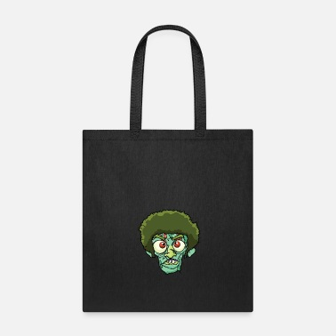 Grave Afro zombie - Tote Bag