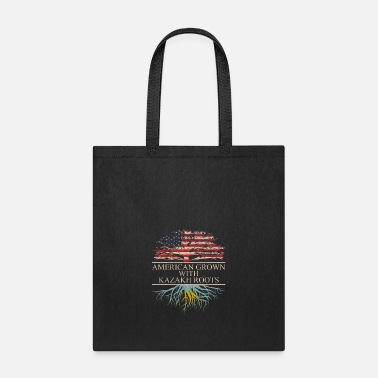 Kazakh American grown with Kazakh Roots - Tote Bag