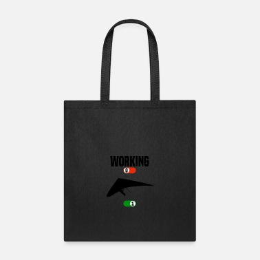 Hang Glider Working hang glider glide gift - Tote Bag