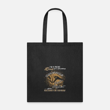Proud I'm A Proud Dad Of Hair Stylist T Shirt - Tote Bag