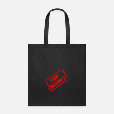 Tops Top Secret - Tote Bag