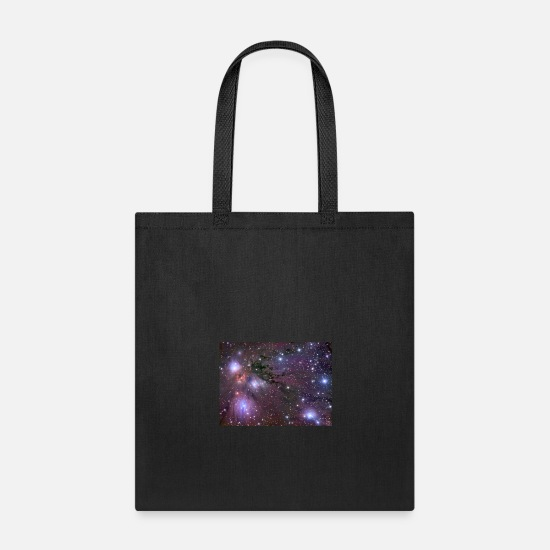 Cool Bags & Backpacks - galaxy - Tote Bag black