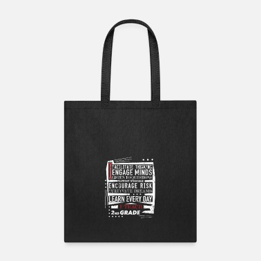 Premium Grade 2nd Grade Teacher Teacher Appreciation - Tote Bag