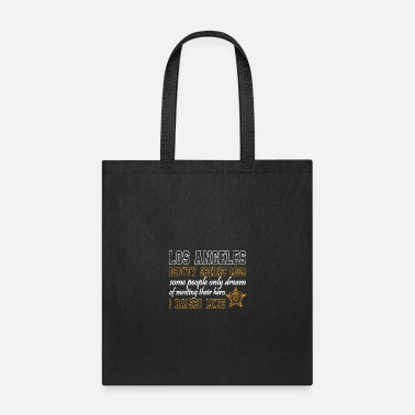 Los Angeles County Sheriff Los Angeles County California Deputy Sheriff Shirt Mom - Tote Bag