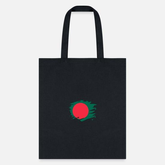 d61058118b06f Bangladesh Bags & Backpacks - Bangladesh Paint Splatter Flag Bangladeshi  Pride Design - Tote Bag black