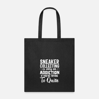 Collections Sneaker collecting - Tote Bag