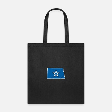 Navy North Dakota Air Force Sister Security Forces - Tote Bag