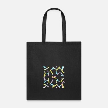 Molecule Dance of molecules - Tote Bag