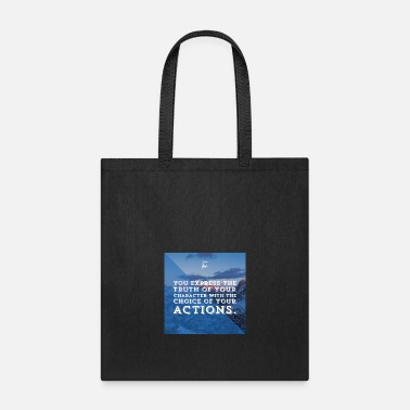 Quotes Quote - Tote Bag