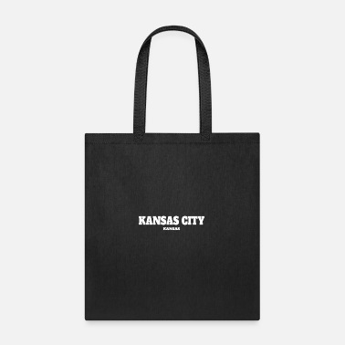 City KANSAS KANSAS CITY US EDITION - Tote Bag