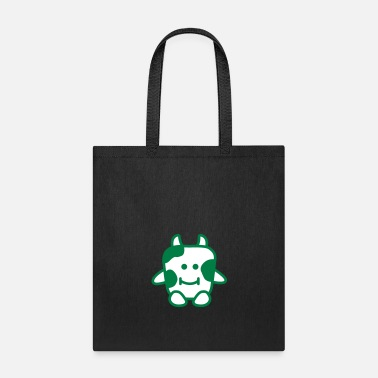 Moody Moody Cow - Tote Bag