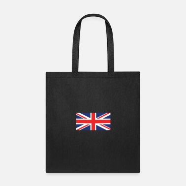 British Flag of the United Kingdom Cool British Flag - Tote Bag