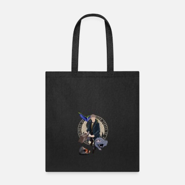 Newt Newt and the gang T-Shirt - Tote Bag