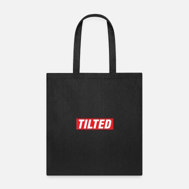 Supreme Supremely Tilted - Tote Bag
