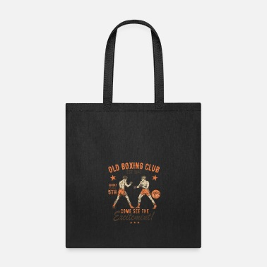 Vintage Old Boxing Club - Tote Bag