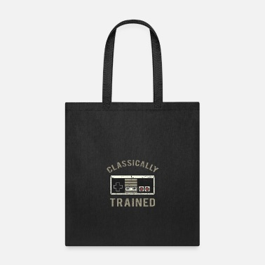 Trained Classically Trained Gamer - Tote Bag