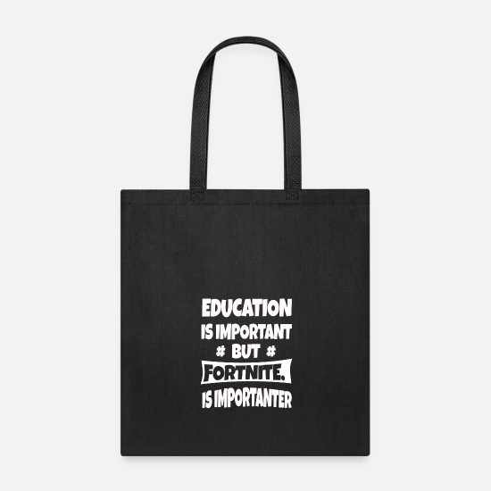 Family Bags & Backpacks - Limited Edition - Tote Bag black
