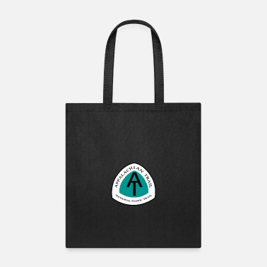 Trails Appalachian Trail Vintage Trail Marker - Tote Bag