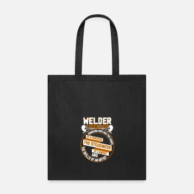 Artist Welder The Skills Of An Artist T Shirt - Tote Bag
