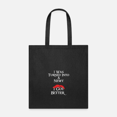 Newt I Was A Newt - Tote Bag