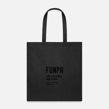Distress Funpa Distressed - Tote Bag