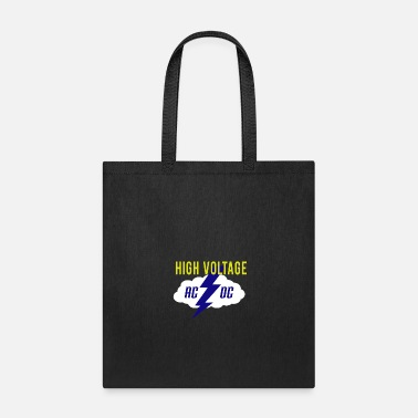 High Voltage ACDC High Voltage - Tote Bag