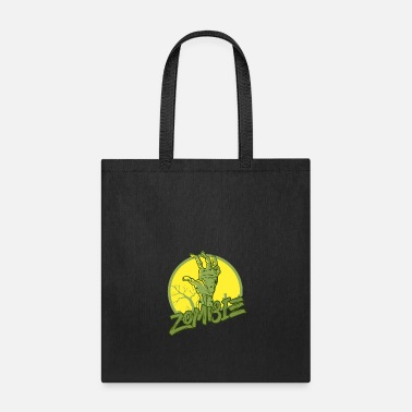 Scifi Zombie - Undead - Geek - Horror - Scifi - Dead - Tote Bag