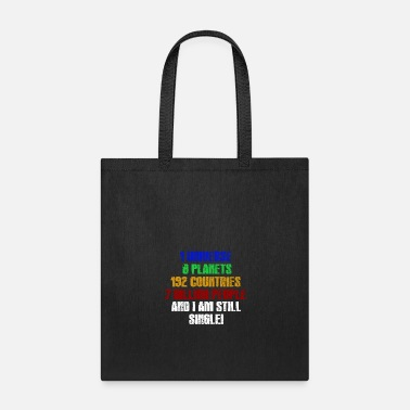 Date Still Single Dating Date - Tote Bag