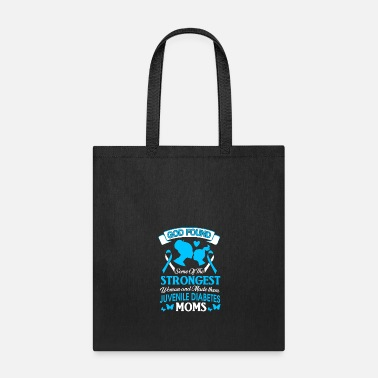 Juvenila Diabetes Moms - Perfect Gift - Diabetics - Tote Bag