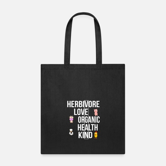 Birthday Bags & Backpacks - Vegan - Tote Bag black