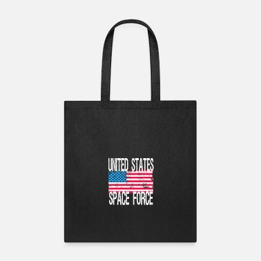 1957 United States Space Force Retro - Tote Bag