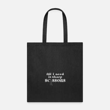 Sharp Sharp - Tote Bag