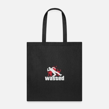 Gta Wasted GTA PS4 GTA Online Game Gamer - Tote Bag