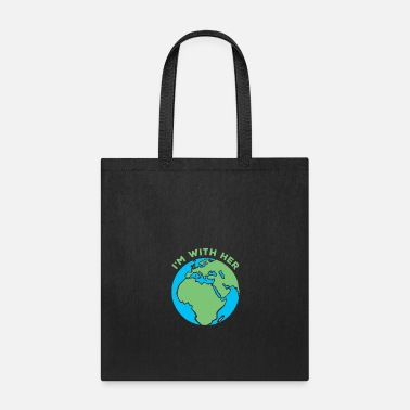 Mother Save Earth Save Nature Planet World Earth Day - Tote Bag