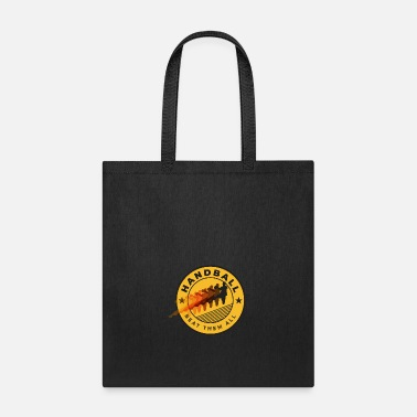 Outfielder Handball athlete - Beat them all Tee - Tote Bag