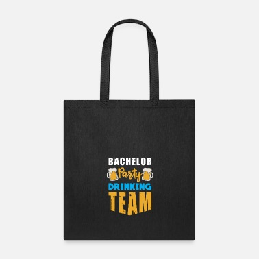 Bachelor Party Bachelor Party Beer Celebration Wedding Present - Tote Bag