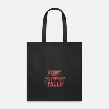 Fall Falle - Tote Bag