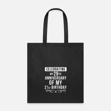 50th Birthday Funny 50th Birthday Gift - Tote Bag
