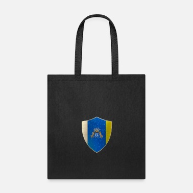 Canary Islands Canary Islands Coat of Arms - Tote Bag